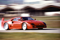 Ferrari F40'ın 30. yılı