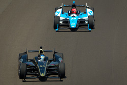 Jean Alesi, FP Journe – Fan Force United Lotus, Simon Pagenaud, Schmidt/Hamilton Motorsports Honda