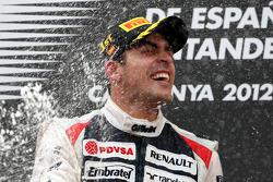 1. Pastor Maldonado, Williams