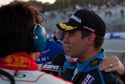 Jeroen Bleekemolen interview after winning GTC class