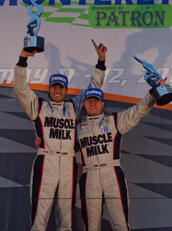 Lucas Luhr and Klaus Graf win P1 class