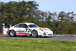#73 Horton Autosport Porsche GT3: Eric Foss, Patrick Lindsey