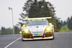 #11 Wochenspiegel Team Manthey Porsche 997 GT3 R: Marc Lieb, Romain Dumas, Lucas Luhr, Richard Lietz