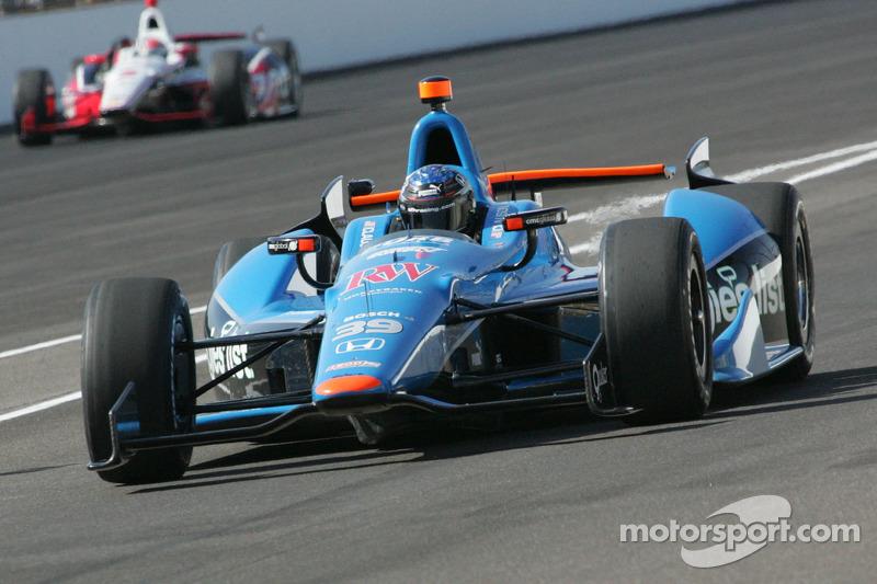 Bryan Clauson, Sarah Fisher Hartman Racing Honda