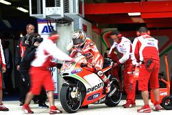 Nicky Hayden, Ducati Marlboro Team