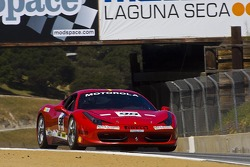 #98 Ferrari of San Francisco Ferrari 458 Challenge: Larry Bowman