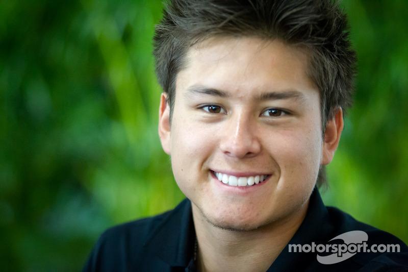 Sebastian Saavedra, AFS Racing/Andretti Autosport Chevrolet
