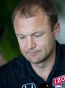 Townsend Bell, Sam Schmidt Motorsports Honda
