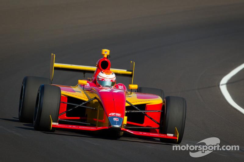 Sebastian Saavedra, AFS Racing