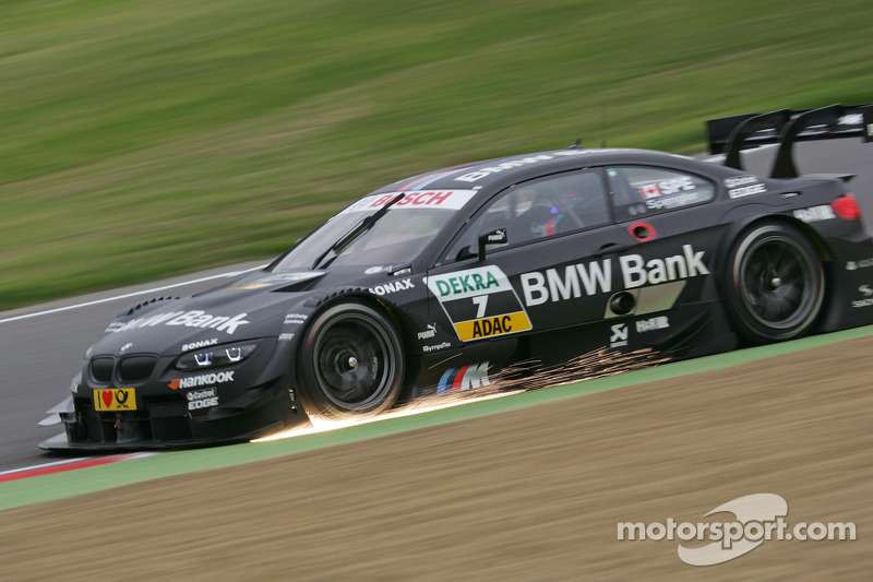 DTM, Brands Hatch 2012: Bruno Spengler, Schnitzer, BMW M3