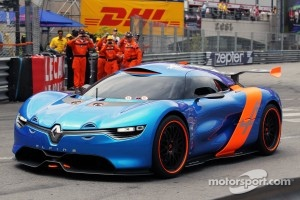 The Renault Alpine 110-50