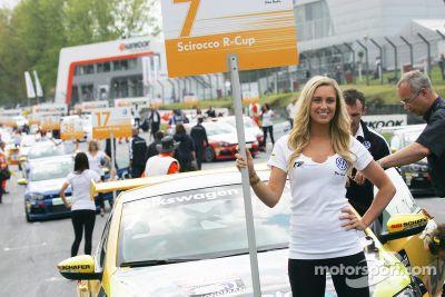 Volkswagen Scirocco R-Cup: Brands Hatch