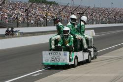 Team members for Ed Carpenter, Ed Carpenter Racing Chevrolet