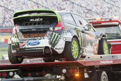 Trouble for Ken Block