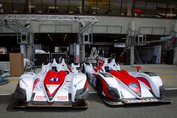 Greaves Motorsport Zytek Z11SN Nissan