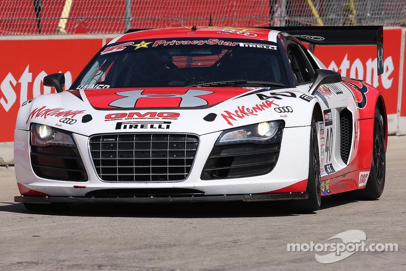 Anders Hainer, Audi R8