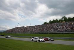 Martin Tomczyk, BMW Team RMG BMW M3 DTM and Edoardo Mortara, Audi Sport Team Rosberg Audi A5 DTM