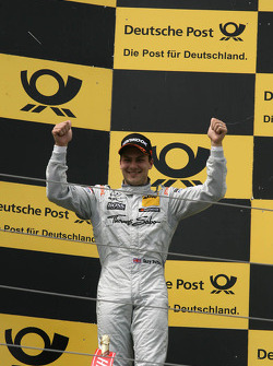 Podium, 3rd Gary Paffett, Team HWA AMG Mercedes, AMG Mercedes C-Coupe
