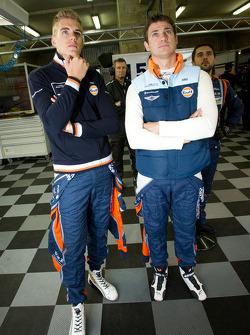 Dominik Kraihamer and Guillaume Moreau