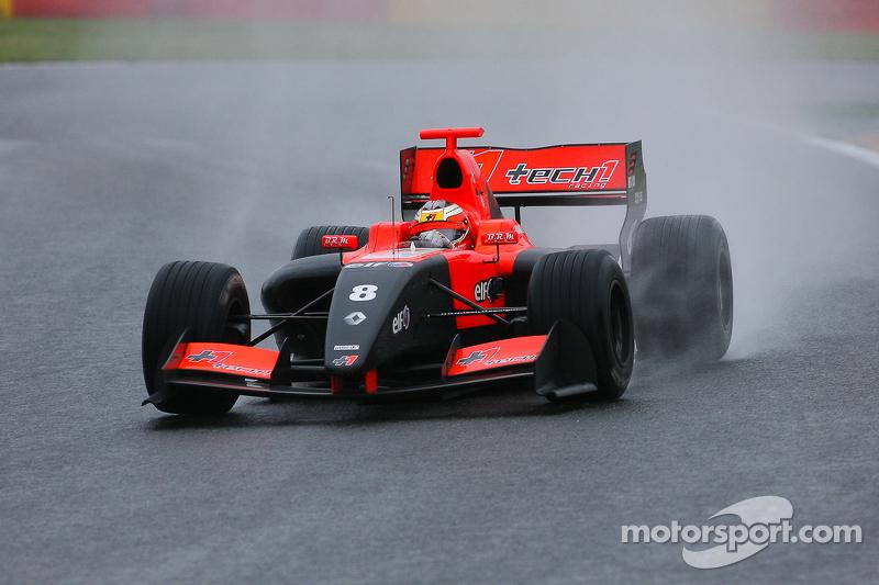 De la GP2 a la Fórmula Renault 3.5
