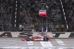 Justin Wilson, Dale Coyne Racing Honda takes the win