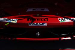 Marc Muzzo Ferrari of Ontario 458CS