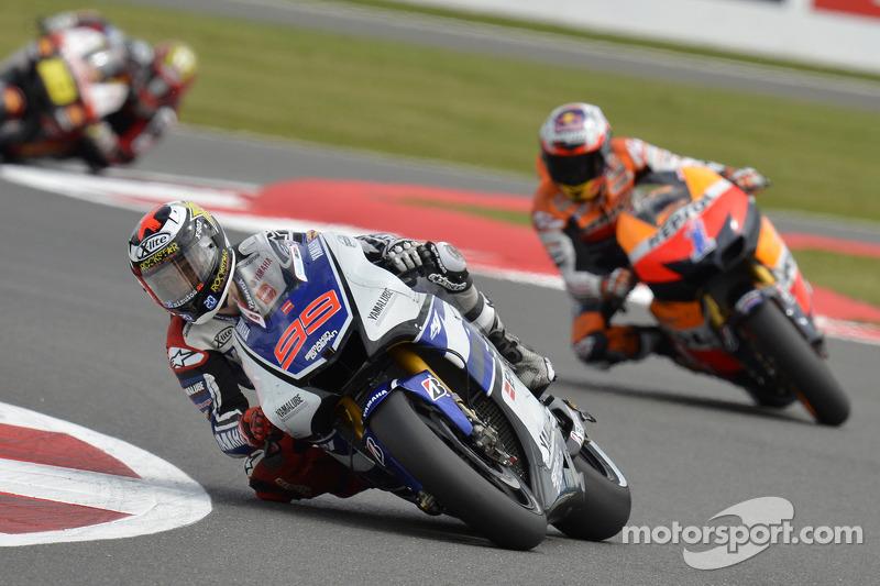 2012 : Jorge Lorenzo (Yamaha Factory Racing)