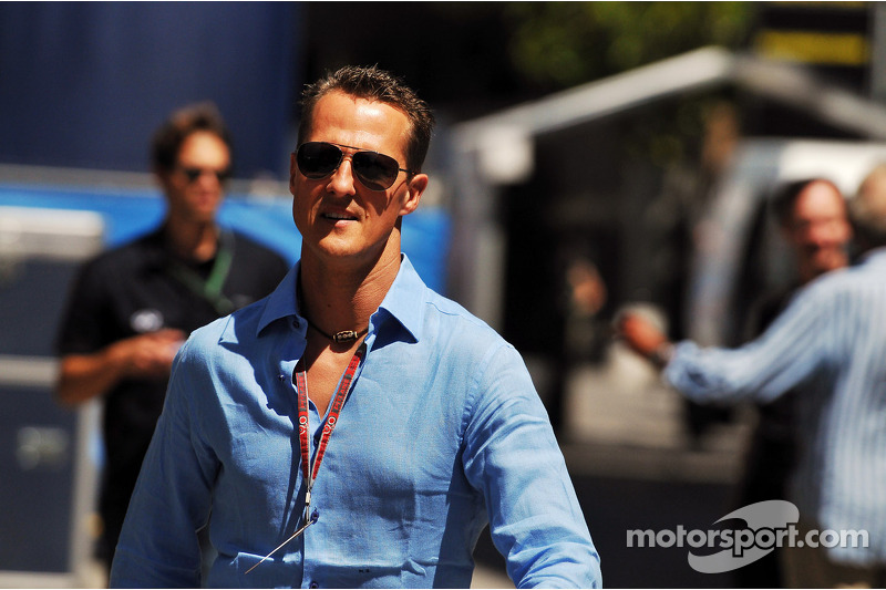 А еще в Ф1 выступал Михаэль Шумахер