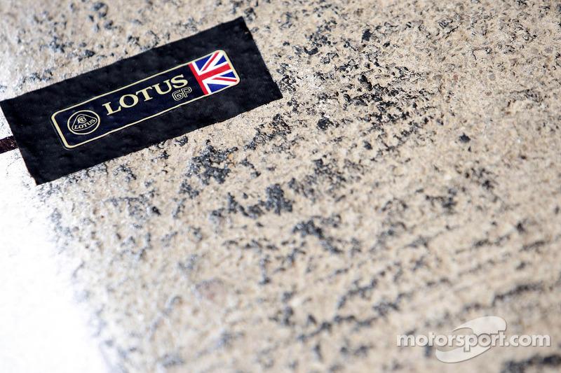 Lotus GP logo