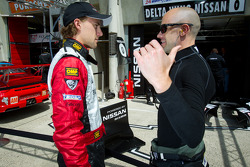Marco Holzer and Marino Franchitti