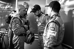 Rui Aguas, Brian Vickers and Robert Kauffman