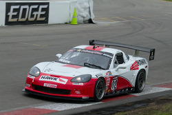 #02 CRP Racing/Nick Short Chevrolet Corvette : Mike Skeen