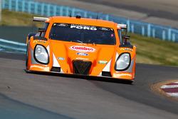 #77 Doran Racing Combos Ford Dallara: Jim Lowe, Paul Tracy, Brian Frisselle
