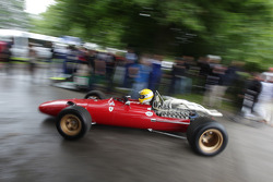 Oude Ferrari F1