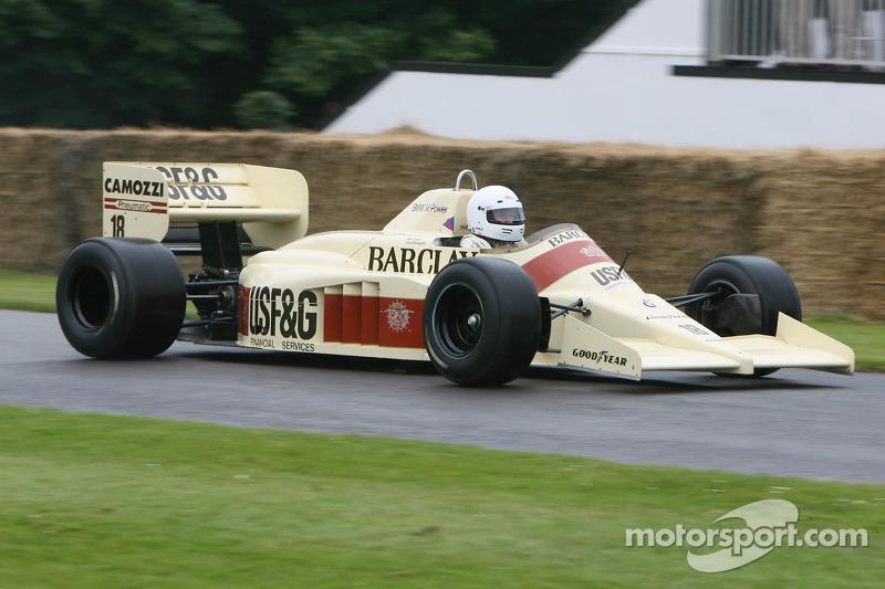 Arrows-BMW A9 (Thierry Boutsen, 1986)