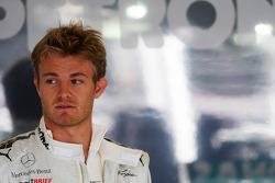 Nico Rosberg, Mercedes Mercedes AMG F1