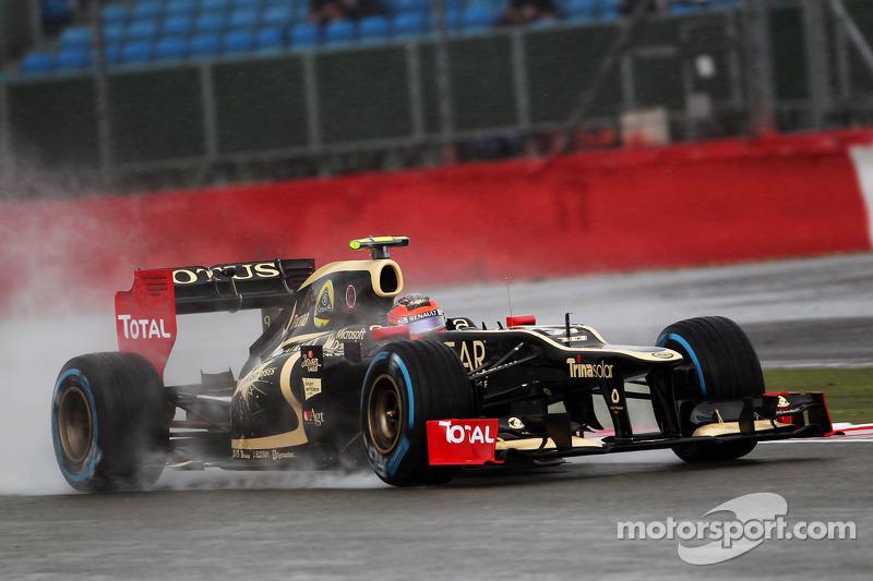 Lotus F1 Team (2012-2015)