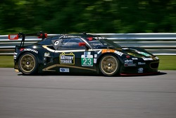 #23 Alex Job Racing Lotus Evora: Bill Sweedler, Townsend Bell
