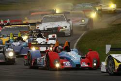 #9 RSR Racing Ica Age Continental Drift Oreca FLM09: Bruno Junqueira, Tomy Drissi