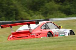 #45 Flying Lizard Motorsports eSillicon Osmo Nutrition Porsche 911 GT3 RSR: Jörg Bergmeister, Patrick Long