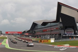 2012 F1 race at Silverstone