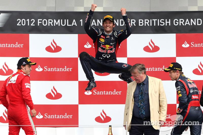 Silverstone 2012: Der letzte Formel-1-Sieg
