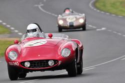 #11 Ferrari 750 Monza: Richard Frankel, Andrew Frankel