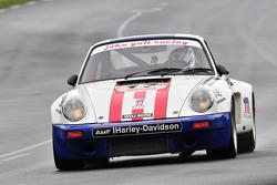 #17 Porsche 911 RSR: Juan Pablo Orjuela, Santiago Orjuela
