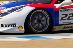 #22 Ferrari of Fort Lauderdale 458TP: Enzo Potolicchio