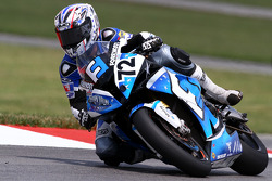 #72 Foremost Insurance/Pegram Racing, BMW S1000RR: Larry Pegram
