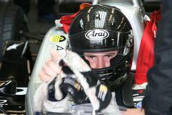 Джош Уэбстер. GP Masters, пятничная тренировка.
