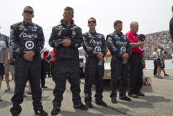 The Earnhardt-Ganassi Team