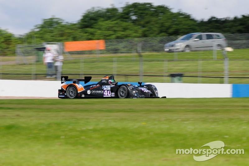 #40 Boutsen Ginion Racing Formula Le Mans Oreca 09: Thomas Dagoneau, John Hartshorne, Jean-Charles Battut