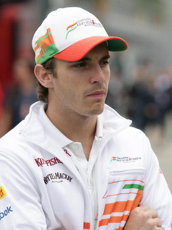Jules Bianchi, Sahara Force India Formula One Team